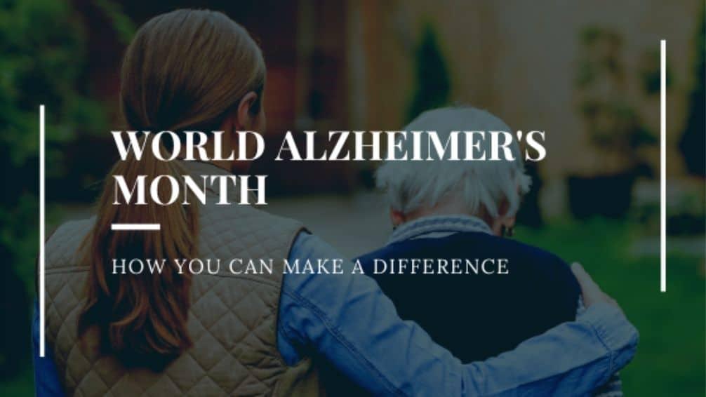 Alzheimers Month 2020